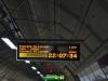 Warten auf den Heathrow Express