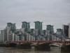 Hochhäuser an der Themse