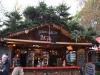 Glühwein auf dem Londoner Weihnachtsmarkt