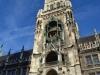 Turm des neuen Rathauses in München