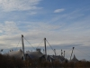 Dach des Müchner Olympiastadions