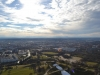 München und die Wolken