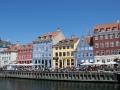 Bunte Häuser am Nyhavn