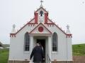 Italienische Kirche auf den Orkney Inseln