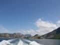 Noch einmal die wunderschöne Landschaft des Lysefjord genießen