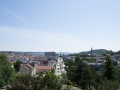 Ausblick über Kristiansand