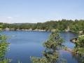 Klare Seen dicht bei der Stadt
