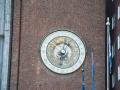 Uhr am Rathaus die auch die Sternzeichen anzeigt