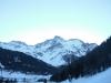 Berg Panorma in Sulden