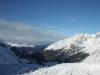 Blick von 2600m ins Tal