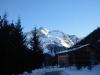 Blick von Sulden in die Berge