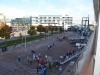 AIDAbella im Hafen Quebec von der Kabine aus