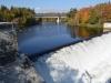 Montmorency Wasserfälle, erste Stufe