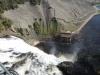 Montmorency Wasserfälle von oben