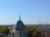 Ausblick über Quebec