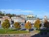 Blick von der AIDAbella auf Quebec