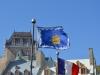 Fahne Quebecs