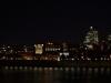 Montreals Skyline im dunkeln