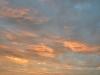 Sonnenuntergang auf dem weg nach Indianapolis 6
