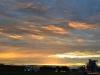 Sonnenuntergang auf dem weg nach Indianapolis 4