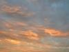 Sonnenuntergang auf dem weg nach Indianapolis 5