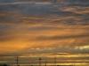Sonnenuntergang auf dem weg nach Indianapolis 7