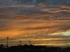 Sonnenuntergang auf dem weg nach Indianapolis 8