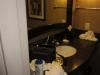 Badezimmer Hilton Garden Inn Edingburgh IN