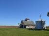 Scheune und Lager für die Ernte