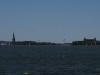 Freiheitsstatue und Ellis Island