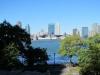 Hudson River und gegenüberliegendes Ufer