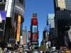 Time Square aus der Ferne