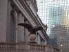 Adler auf der Central Station