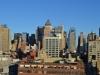Skyline von New York von der AIDAbella aus 2