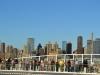 Skyline von New York und Oberes Deck der AIDAbella