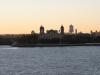 Ein letzter Blick auf Ellis Island
