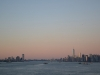 Manhattan, Hudson River und Jersey City