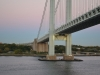Unter der Verrazano-Narrows Bridge