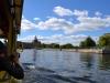 Mit dem Duck auf dem Charles River