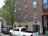 Schöne Häuser in Boston