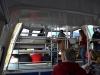 In dem Tenderschiff der AIDAbella