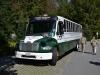 Acadia Tour Bus von vorne