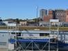 Der Hafen Halifax
