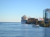 AIDAbella im Hafen Halifax