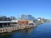 Einfahrt in den Hafen Halifax