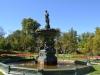 Statue als Gedenk an Queen Victoria