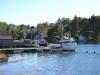 Schiffe vor Halifax zur Hummer Jagd