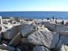 Felsen von Peggy Cove