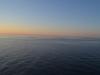 Sonnenuntergang auf dem Sankt Lorenz Strom von der AIDAbella aus 3