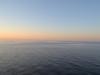 Sonnenuntergang auf dem Sankt Lorenz Strom von der AIDAbella aus 5